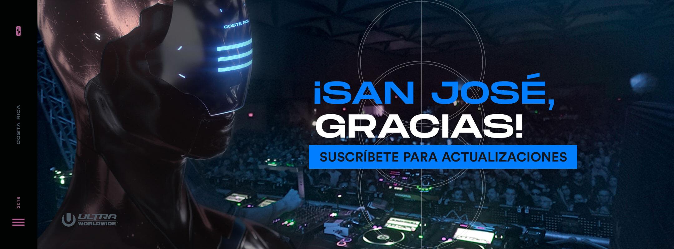 Recibe actualizaciones de  RESISTANCE San José